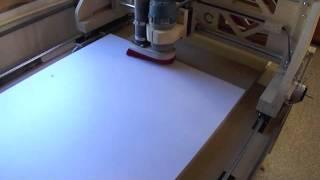 getlinkyoutube.com-CNC Cutting Depron