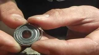 getlinkyoutube.com-アグレッシブインラインの分解。ベアリングの分解と洗浄、グリスアップ1