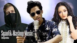 Siti Badriah - Lagi Syantik Mix Alan Walker, Ed sheeran Music! cover by 3way Asiska width=