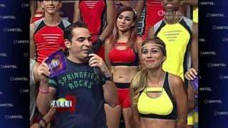 """getlinkyoutube.com-Calle 7 - LUZ: """"No me creo la mejor la gladiadora"""""""