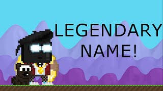 getlinkyoutube.com-GrowTopia - Legendary Name/Title!