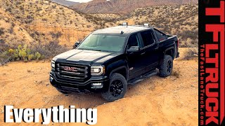 getlinkyoutube.com-2016 GMC Sierra All-Terrain X : Everything You Ever Wanted to Know
