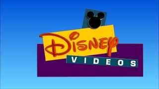 getlinkyoutube.com-Disney Videos 1995 logo Remake One