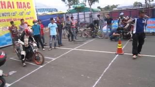 getlinkyoutube.com-Test Yaz Drag 400m tại KCN Cầu Tràm - Long An
