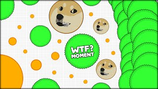 getlinkyoutube.com-WTF MOMENT IN AGARIO (Agar.io #108)