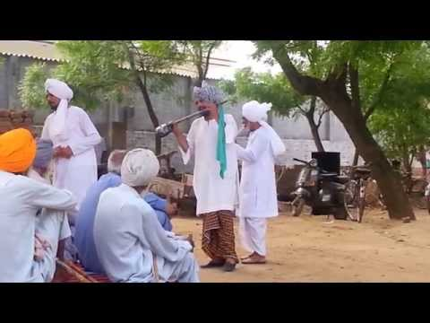 Live punjabi folk song story at Dhudike Moga(3)