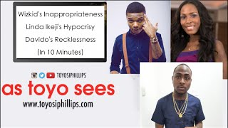 getlinkyoutube.com-Round ? of Wizkid VS Linda Ikeji (Plus Davido's Dangerous Habit)