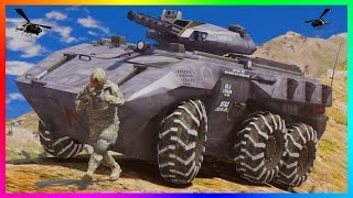 NEW GTA ONLINE GUNRUNNING MILITARY VEHICLES, FREE GTA 5 MONEY, DUKE O' DEATH RELEASE & MORE! (QNA)