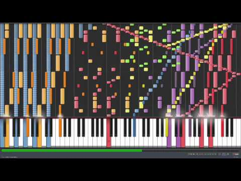 Death Waltz Synthesia