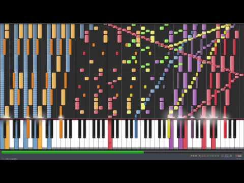 Death Waltz Synthesia
