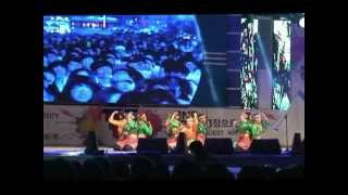 getlinkyoutube.com-Tari Saman (경성대축제 - 2012년 5월 26일)