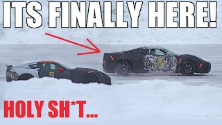 C8 MID ENGINE CORVETTE IS HERE! (Everything You NEED To Know)