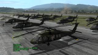 getlinkyoutube.com-EPIC ARMA- Emergency Evacuation in ArmA 1