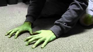 getlinkyoutube.com-Hulk Transformation Test