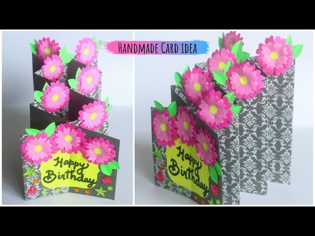 Download Thumbnail For How To Make Birthday Card