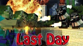getlinkyoutube.com-Minecraft | LAST STAND APOCALYPSE MOD Showcase! (3d Guns Mod, Day Z Mod, Zombies)