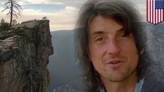 Dean Potter death: Extreme athlete and pal killed in deadly 7,500 ft wingsuit plunge - TomoNews