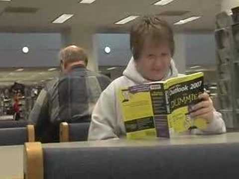 Fart in Public (Farting in Library)