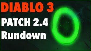 getlinkyoutube.com-Patch 2.4 New Wings, Set Dungeons, Stash Tabs and More! Diablo 3