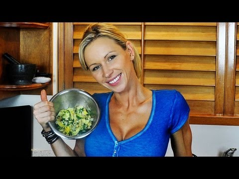 Healthy Pasta Dinner from Z Chef - Great For Weight Loss