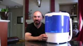 Ezywash Portable Washing Machine by Base Camp