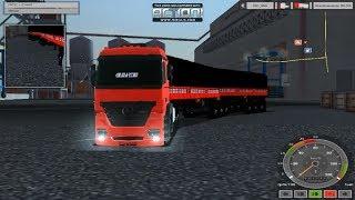 getlinkyoutube.com-Axor e Rodo Trem Articulado (Euro Truck Simulator)