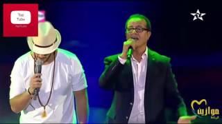 getlinkyoutube.com-سعد المجرد يغني مع والديه في مهرجان موازين 2016