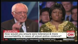 getlinkyoutube.com-CNN Democratic Presidential Town Hall Columbus Ohio (March 13, 2016)