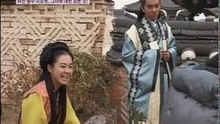 getlinkyoutube.com-Queen Seon Deok Making Film: Deokman, Chunchu, Jukbang and their Bread