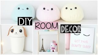 getlinkyoutube.com-DIY Room Decor 2016 - EASY & INEXPENSIVE Ideas!