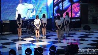 getlinkyoutube.com-150524 청소년한마음축제 01 여자친구(GFRIEND) - White(하얀마음)/직캠 (Fancam) (Horizontal)