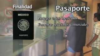 Pasaporte mexicano requisitos (Difusion y medios)
