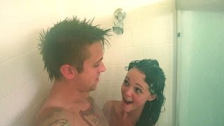getlinkyoutube.com-Playing In The Shower!!