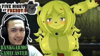 getlinkyoutube.com-(18+)สปริงแทรปรุกหนัก! แต่ก็แอบน่าร๊ากกก ;w;b:-Five Nights in Anime Demo #Final