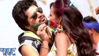 getlinkyoutube.com-सुनs जुली खाता असो के होली में खुली - Lalka Rang - Ritesh Pandey - Bhojpuri Hot Holi Songs 2016 new