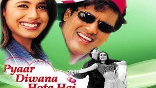 getlinkyoutube.com-Pyaar Diwana Hota Hai (2002) COMEDY - Govinda | Rani Mukherji | Johny Lever