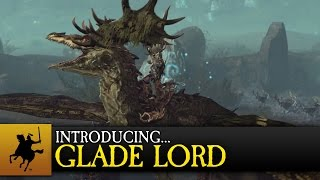 Total War: WARHAMMER - Bemutatkozik Glade Lord & Forest Dragon