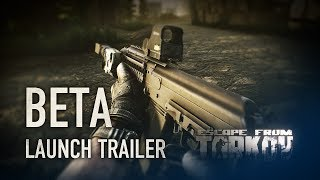 Escape from Tarkov - Zárt Béta Trailer