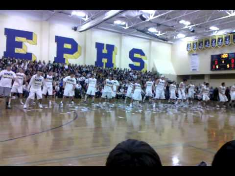 Mahtomedi senior boys dance 2011