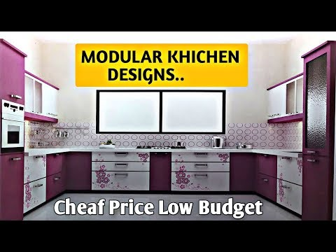 Download Thumbnail For Best Modular Kitchen Design Simple And