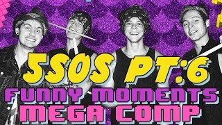 getlinkyoutube.com-5 Seconds of Summer 5SOS Funny Moments Crack Humor MEGA COMP Pt:6