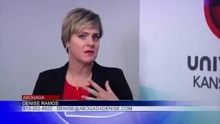 Entrevista abogada Denise Ramos – Univision Kansas City - 19 de setiembre