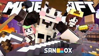 가난한 대장장이 도티의 도전!! [왕국 대장장이 경연대회: 마인크래프트 모드 상황극] Minecraft - Mod Adventure - [도티]