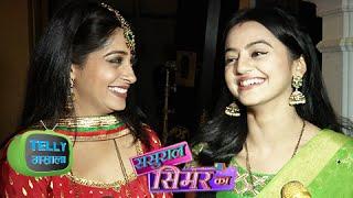 getlinkyoutube.com-Maha Episode: Swara and Simar Celebrate Baisakhi Together   Sasural Simar Ka & Swaragini