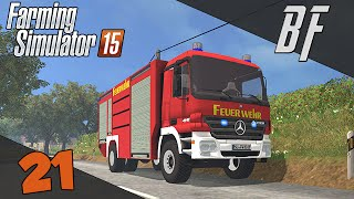 Farming Simulator 15 | La Ferme Belge | Episode 21 | Accident