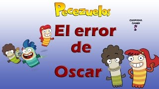 getlinkyoutube.com-Creepypasta - Pecezuelos el error de Oscar