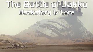 getlinkyoutube.com-The Battle of Jakku Backstory & Lore
