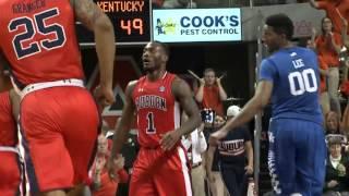 getlinkyoutube.com-Auburn Basketball Highlights vs. Kentucky