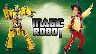 getlinkyoutube.com-Magic Robot - Full Length Action Hindi Movie