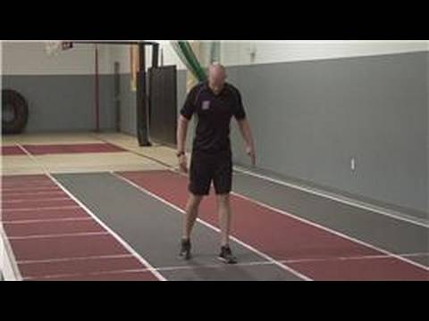 Track & Field Training : How to Train for the 100-Meter Dash